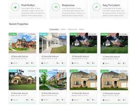 princevenkat tarafından WordPress design for a small Real Estate company için no 7