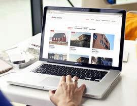 hejven tarafından WordPress design for a small Real Estate company için no 10