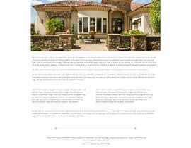 orkafella tarafından WordPress design for a small Real Estate company için no 40