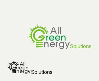 #43 for Design a Logo for All Green Energy Solutions by cristinandrei