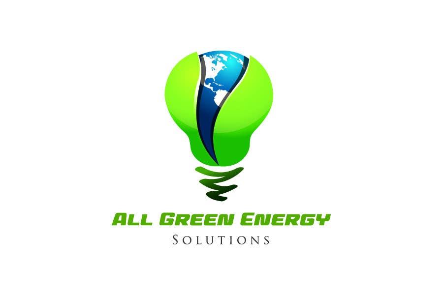 Bài tham dự cuộc thi #37 cho Design a Logo for All Green Energy Solutions