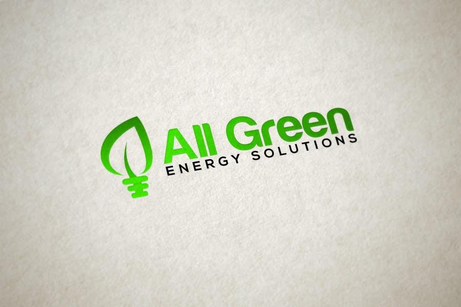 Bài tham dự cuộc thi #61 cho Design a Logo for All Green Energy Solutions