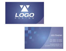 #51 para Design Some Business Cards por meknight07
