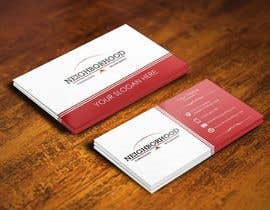 #34 para Design Some Business Cards por pointlesspixels