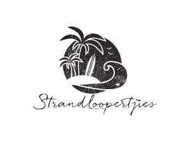 sippingsoda tarafından Design a Round Logo. Theme: Surfing, island life, Namibian dunes and birds için no 77