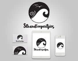 robotofry tarafından Design a Round Logo. Theme: Surfing, island life, Namibian dunes and birds için no 34