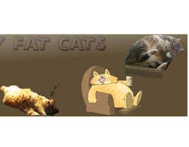 nº 8 pour Design a Banner for a cat themed blog par hamzahshahid682