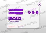 Graphic Design Contest Entry #5 for Design an App Mockup for Visitor Registration App