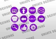 Graphic Design Contest Entry #9 for Design an App Mockup for Visitor Registration App