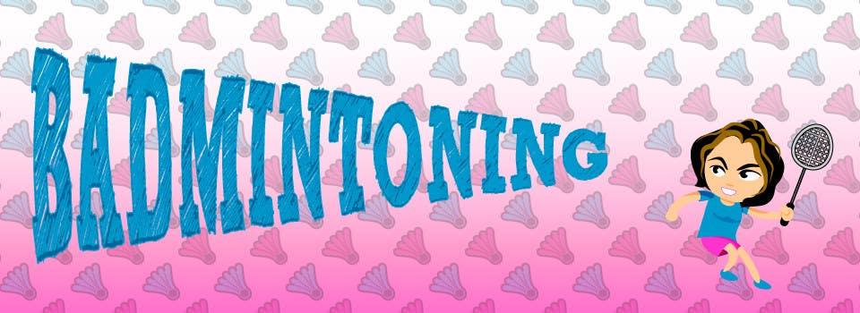 Bài tham dự cuộc thi #                                        7                                      cho                                         Design a Banner for a Badminton Blog