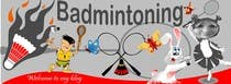 Bài tham dự #4 về Graphic Design cho cuộc thi Design a Banner for a Badminton Blog