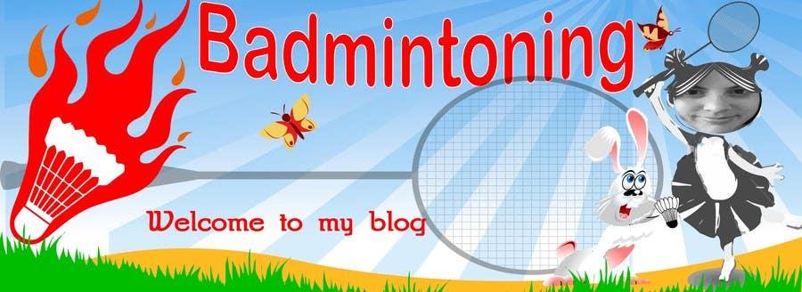 Bài tham dự cuộc thi #                                        6                                      cho                                         Design a Banner for a Badminton Blog