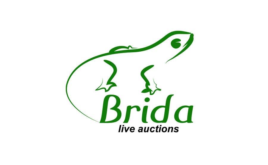 Inscrição nº 63 do Concurso para Logo Design for Brida (Gecko)