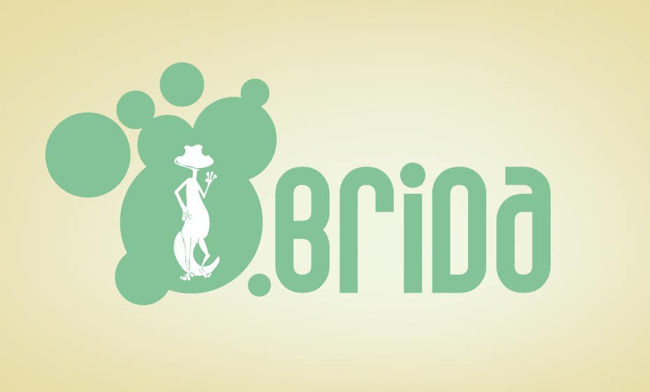 Конкурсная заявка №103 для Logo Design for Brida (Gecko)