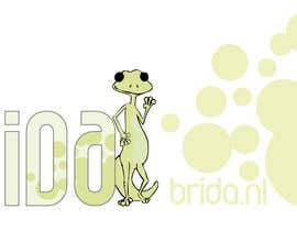 #98 for Logo Design for Brida (Gecko) af mOrer