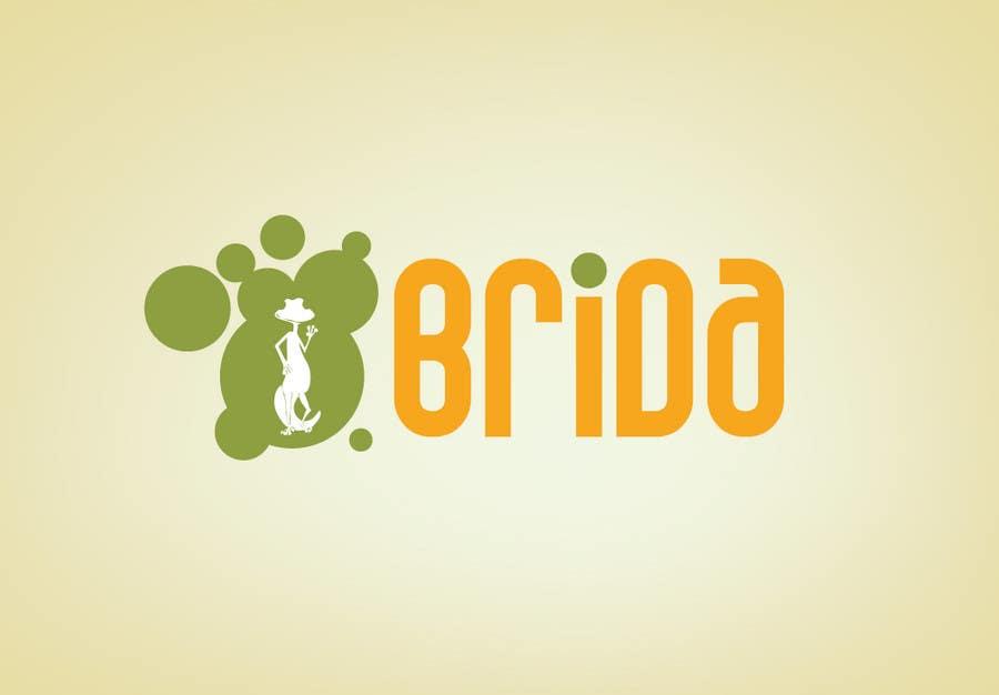 Inscrição nº 114 do Concurso para Logo Design for Brida (Gecko)