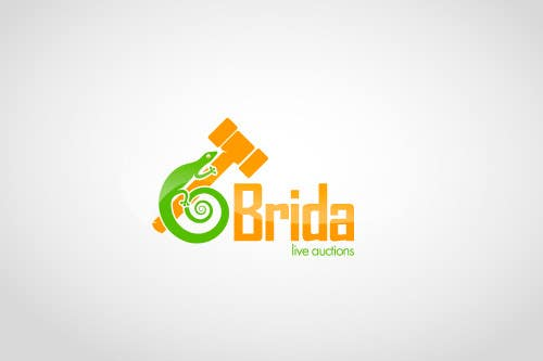 Inscrição nº 183 do Concurso para Logo Design for Brida (Gecko)