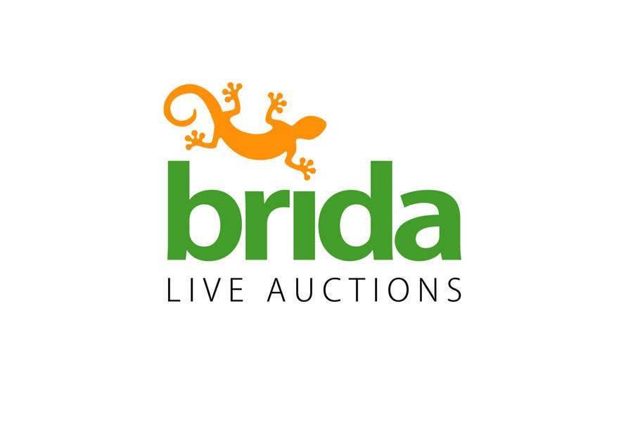 Inscrição nº 38 do Concurso para Logo Design for Brida (Gecko)