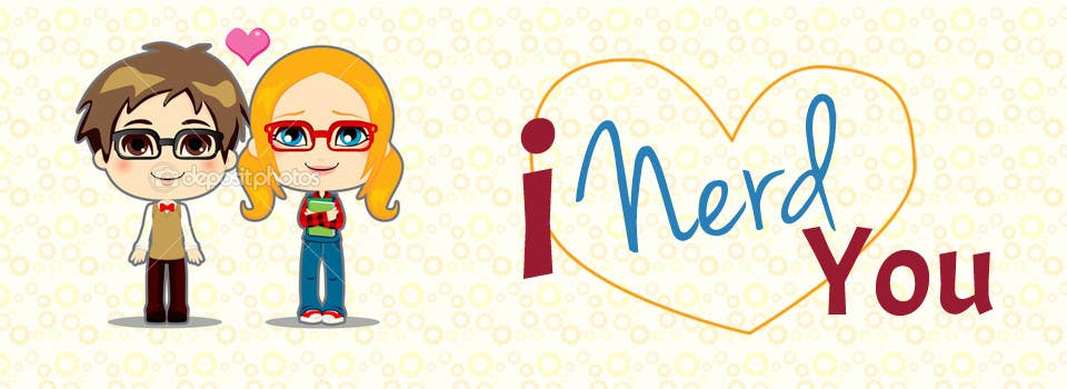 #20 for Design a Banner for a Nerd Dating Site by NikolaySlavchev