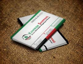 #67 untuk Design some Business Cards for shipping company oleh IllusionG
