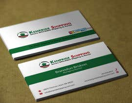 #66 untuk Design some Business Cards for shipping company oleh Habib919000