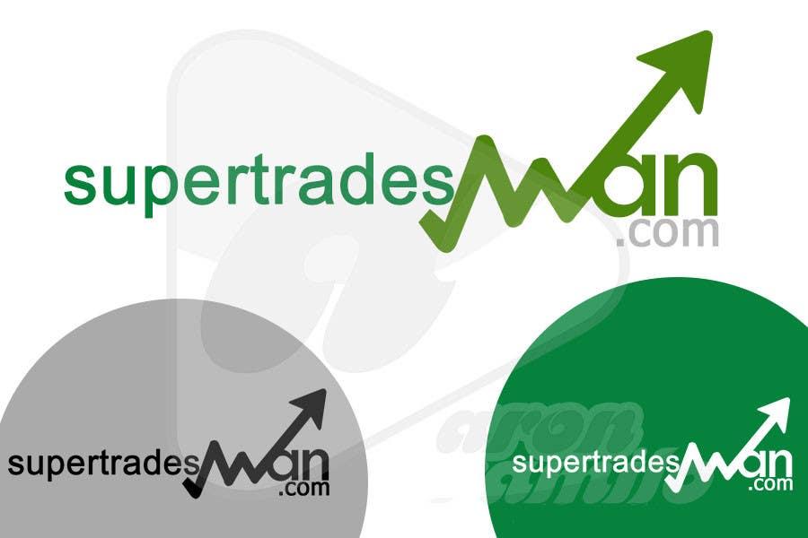 Inscrição nº 37 do Concurso para A logo for supertradesman.com