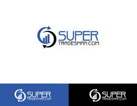 #38 for A logo for supertradesman.com by naimatali86