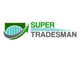 Nro 12 kilpailuun A logo for supertradesman.com käyttäjältä samhalesolutions