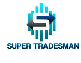 Nro 13 kilpailuun A logo for supertradesman.com käyttäjältä samhalesolutions