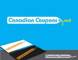 #75 para Design a Logo for Canadian Coupons por Kkeroll