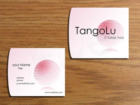 Contest Entry #                                        49                                      for                                         Business Card Design -Contemporary and Creative Wanted!