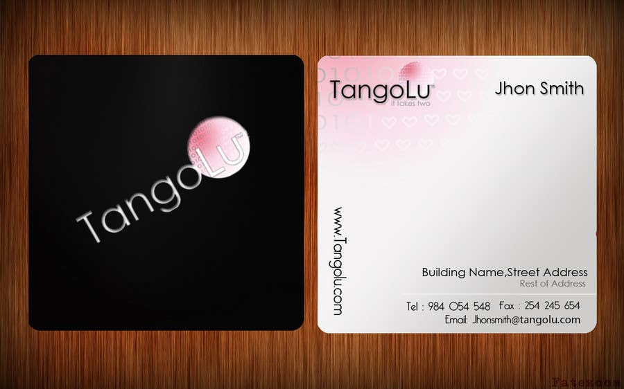 Contest Entry #                                        66                                      for                                         Business Card Design -Contemporary and Creative Wanted!