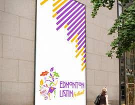 Darusalam tarafından Edmonton Latin Festival LOGO için no 92