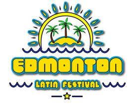 elenakharytonova tarafından Edmonton Latin Festival LOGO için no 59