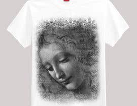 #9 for Set with 4 (four) T-Shirts design inspired by the Renaissance art works. by rocioquiles