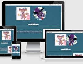 antonetoppo tarafından Redesign the slickpuppymusic website için no 3