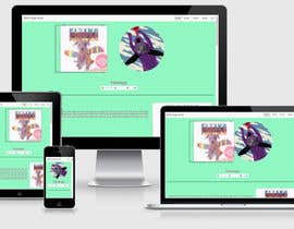 antonetoppo tarafından Redesign the slickpuppymusic website için no 5