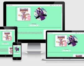 antonetoppo tarafından Redesign the slickpuppymusic website için no 7