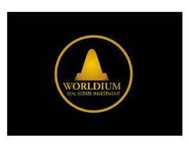 nº 65 pour Design a Logo for worldium.com par VikiFil