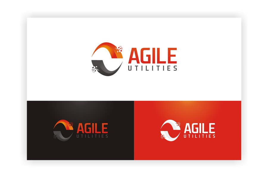 Entri Kontes #174 untukLogo Design for Agile Utilities