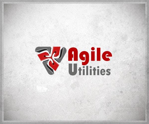 Entri Kontes #181 untukLogo Design for Agile Utilities