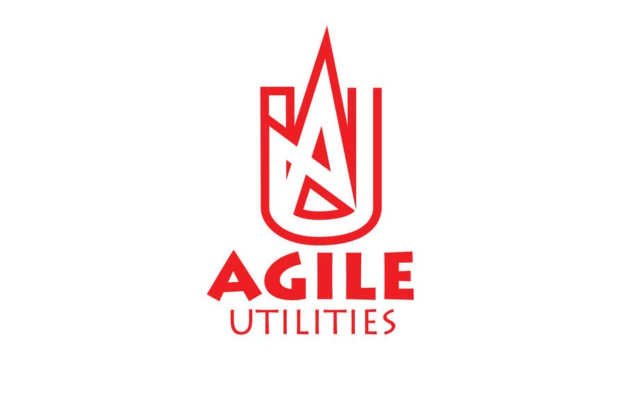 Entri Kontes #160 untukLogo Design for Agile Utilities