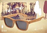 Graphic Design Kilpailutyö #146 kilpailuun Design a Logo for a Wooden Sunglasses company