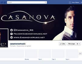 nº 44 pour I need some Graphic Design for Facebook Cover par zouhairo