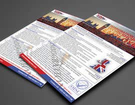 Sohannishu tarafından Design an A4 Flyer- Short contest time için no 34