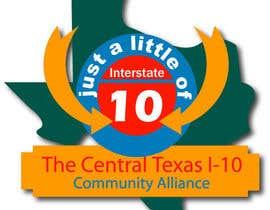 Siddik16 tarafından Design a Logo for The Central Texas I-10 Community Alliance için no 61