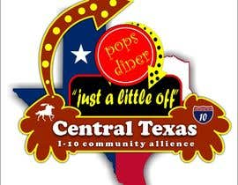 redkitestudio tarafından Design a Logo for The Central Texas I-10 Community Alliance için no 70