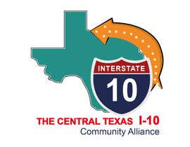 jeewoo258 tarafından Design a Logo for The Central Texas I-10 Community Alliance için no 40