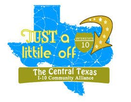 #52 for Design a Logo for The Central Texas I-10 Community Alliance by munna4e3