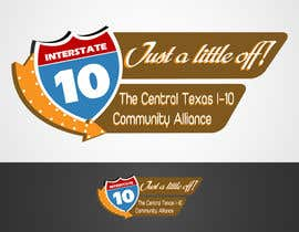 #53 for Design a Logo for The Central Texas I-10 Community Alliance by IamGot
